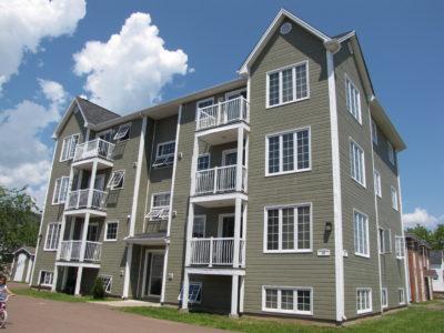 32 Ward Street Apartment Building